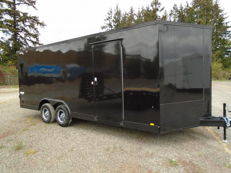 2022 Pace American Journey Auto SE 8.5x20 10K Enclosed Cargo Trailer