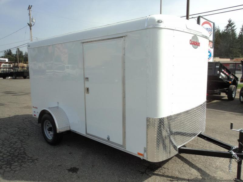 2021 Cargo Mate Blazer 6x10 w/Rear Cargo Doors