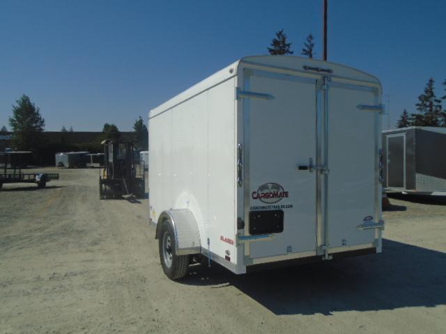 2021 Cargo Mate Blazer 6x10 With Cargo Doors
