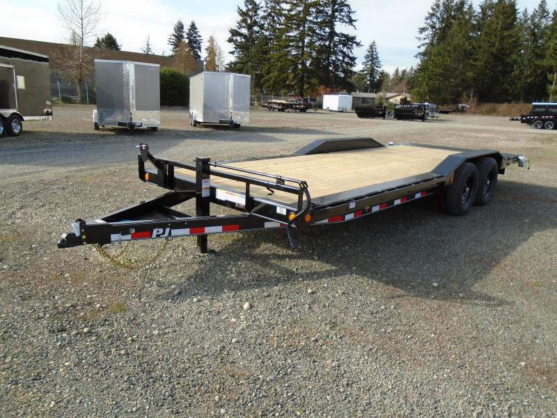 2021 PJ Trailers B622 Equipment Trailer