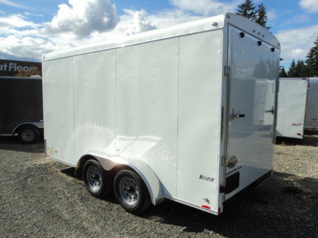 2021 Cargo Mate Blazer 7x14 7K With Ramp Door