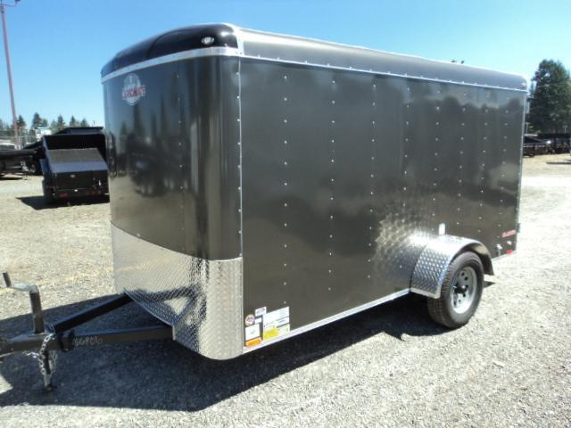 2021 Cargo Mate Blazer 6X12 Enclosed Cargo Trailer