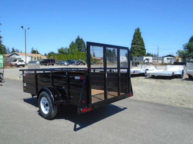 2020 Eagle Ultra Classic 5x10 with Swing Jack Utility Trailer