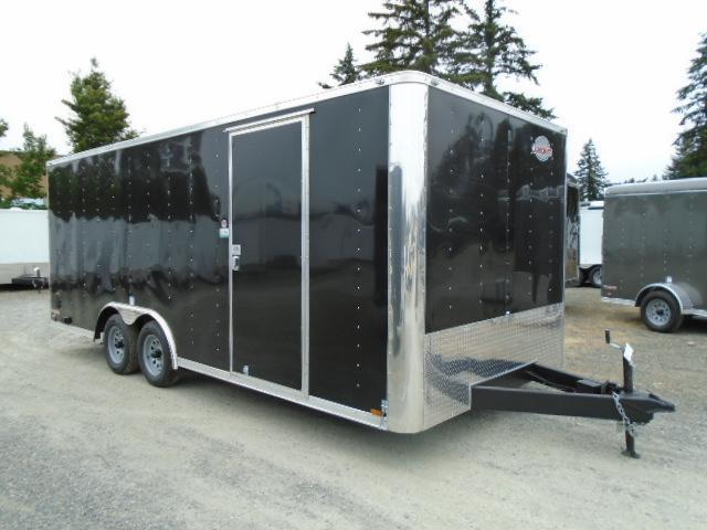 2021 Cargo Mate E-series 8.5x20 7K w/Finished interior/110v Package++
