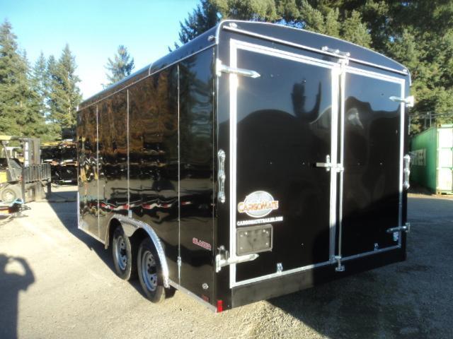 2021 Cargo Mate Blazer 8.5x14 7K with Rear Cargo Doors