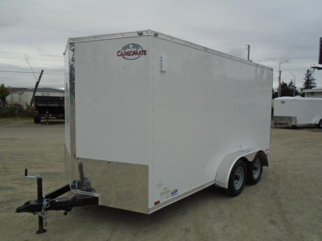 2021 Cargo Mate Blazer 6X14 With Ramp Door