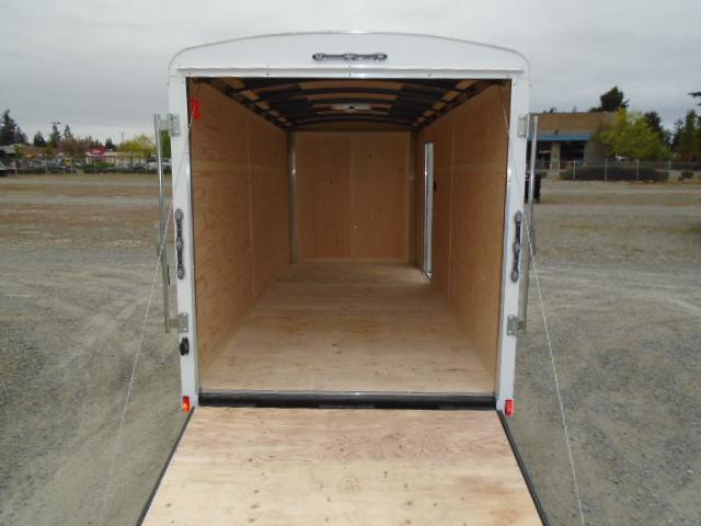2021 Cargo Mate Blazer 6x14 With Ramp Door