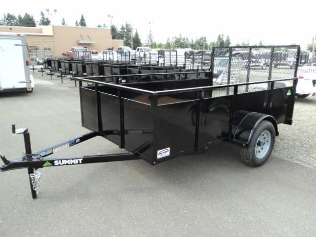 2021 Summit Alpine 6X10 Utility Trailer