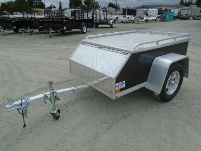 2021 Aluma AE46-S Enclosed Cargo Trailer