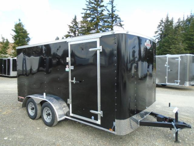 2021 Cargo Mate Challenger 7X14 7K With Ramp Door