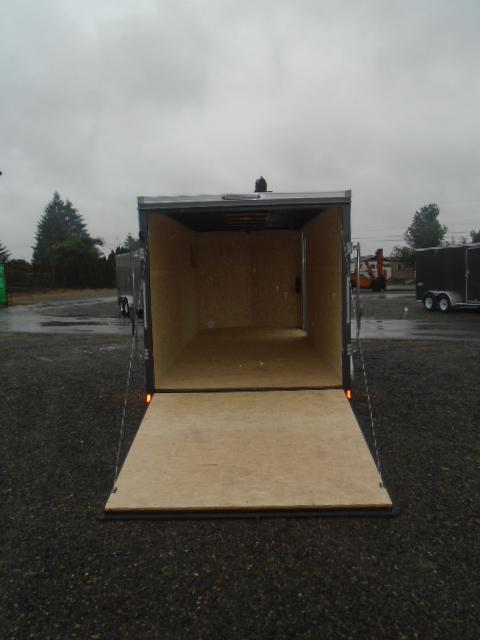 "2022 Pace American Journey 7x16 7K With 6"" Extra Height / Ramp Door"