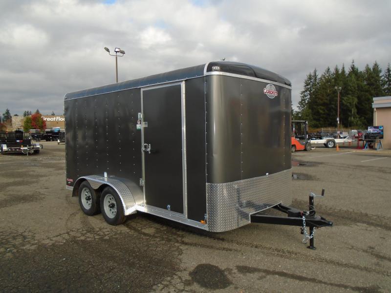 2021 Cargo Mate Blazer 7x14 7K With Cargo Doors