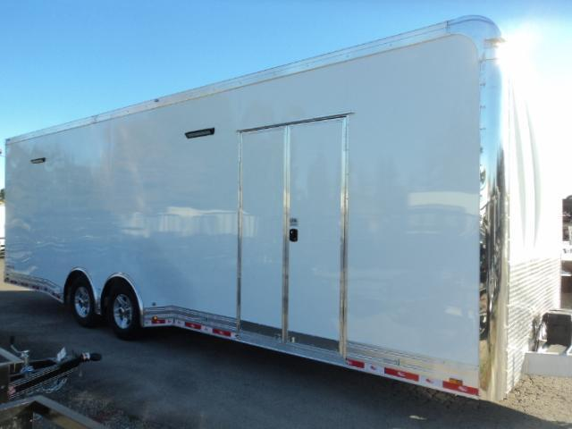 2020 Cargo Mate Aluminum 8X26 Car / Racing Trailer