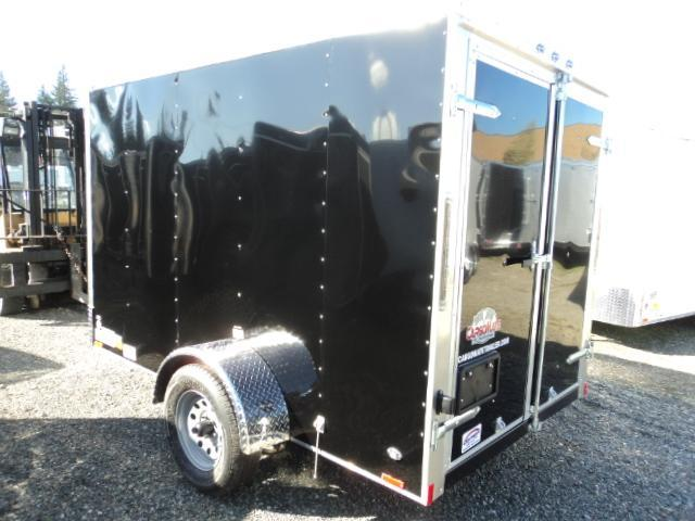 2021 Cargo Mate Challenger 6x10 Enclosed Cargo Trailer