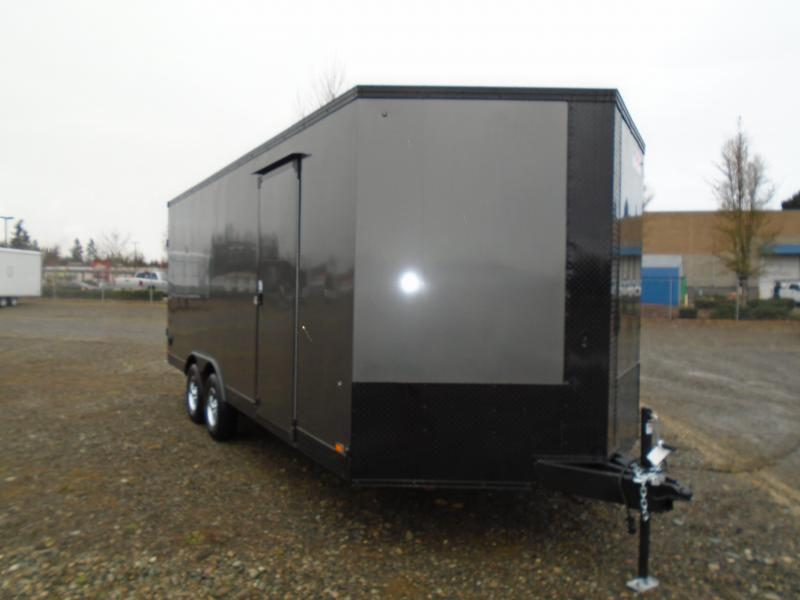 """2022 Pace American Journey Auto 8.5X20 W/6"""" Extra Height/Ramp"""