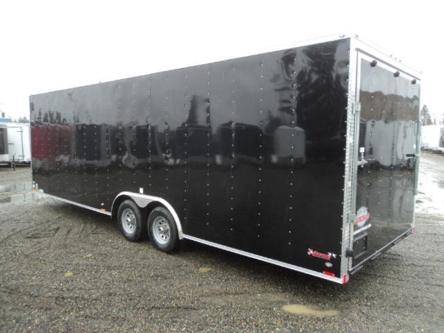 """2021 Cargo Mate E-series 8.5X26 10K With 6"""" Extra Height / Wedge / D-Rings / Ramp Door"""