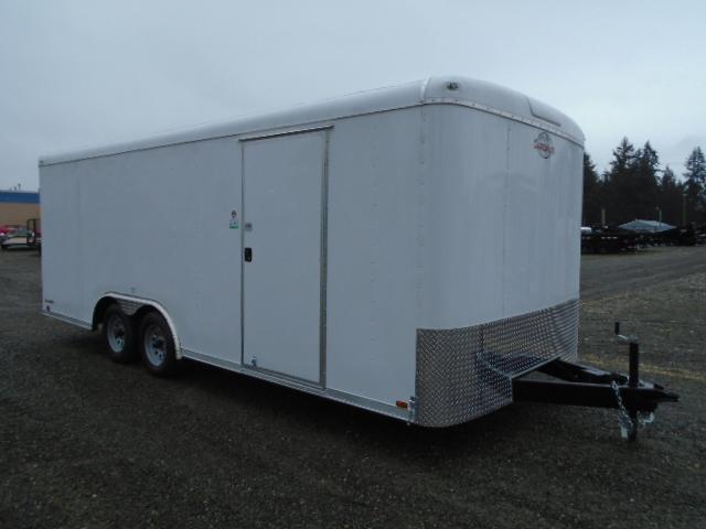 2021 Cargo Mate Blazer 8.5X20 7K w/Ramp Door/D-Rings