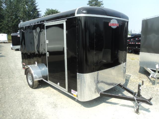 2021 Cargo Mate Blazer 6X12 w/Cargo Doors