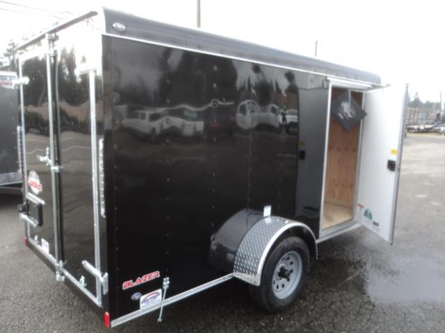 2021 Cargo Mate Blazer 6x12 With Cargo Doors