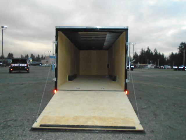 """2022 Pace American Journey Auto 8.5X24 With 6"""" Extra Height / Ramp Door"""