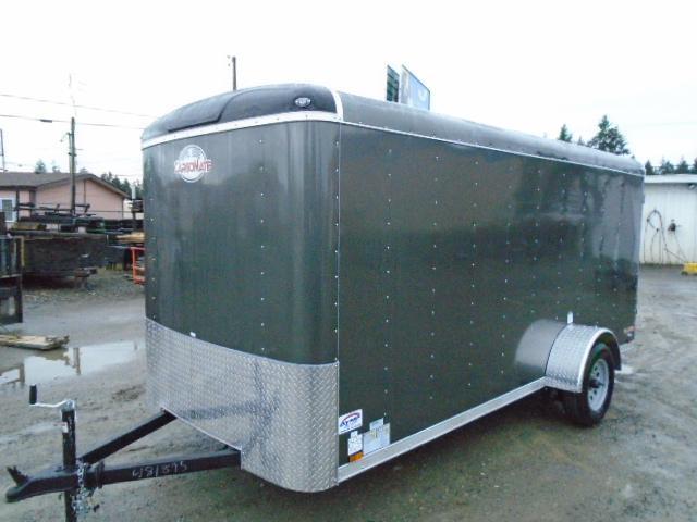 2022 Cargo Mate Blazer 6X14 With Ramp Door