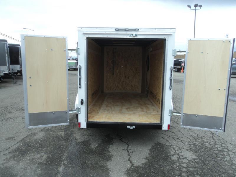 2021 Cargo Mate Challenger 5x10  With Cargo Doors