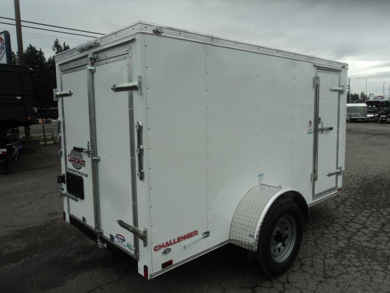2021 Cargo Mate Challenger 5x10 Enclosed Cargo Trailer