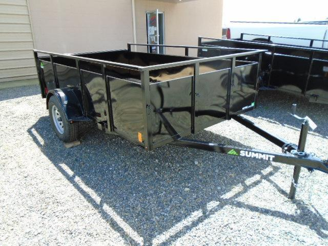 2021 Summit Alpine 6X10 Utility Trailer w/Swing Gate