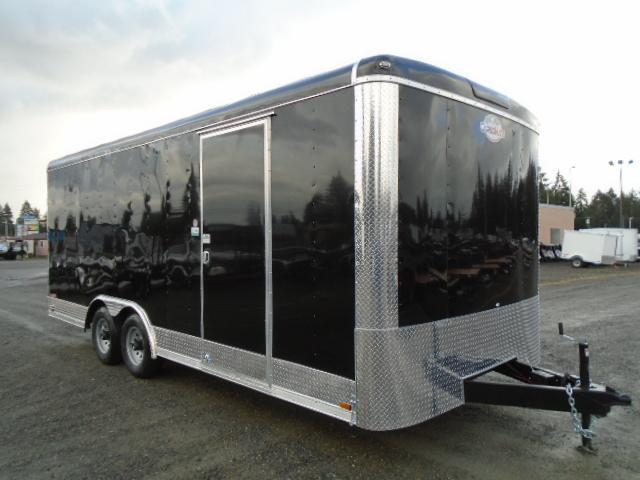 "2021 Cargo Mate Blazer 8.5X20 10k W/6"" Extra Height Enclosed Cargo Trailer"