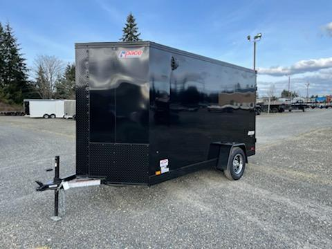 2022 Pace American Journey SE 6x12 3.5K Enclosed Cargo Trailer