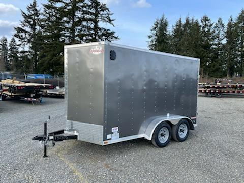 2021 Cargo Mate EH612TA2 Enclosed Cargo Trailer