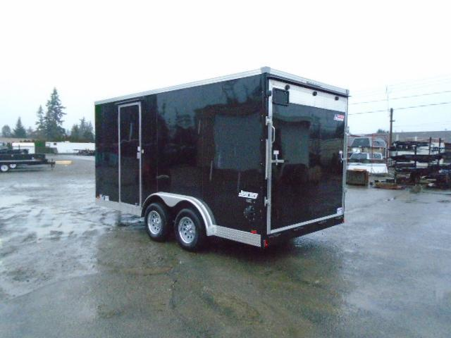 """2022 Pace American Journey SE 7.5x16 7K With 12"""" Extra Height / Ramp Doors"""