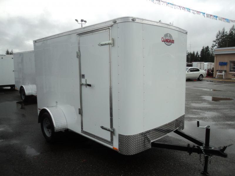 2021 Cargo Mate Challenger 6x10 With Ramp Door