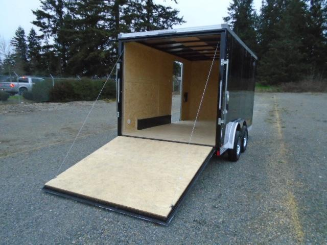 "2022 Pace American Journey SE 7.5x14 7K With 12"" Extra Height / Ramp Door"