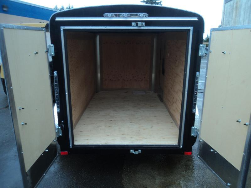 2021 Cargo Mate Blazer 5x8 With Cargo Doors