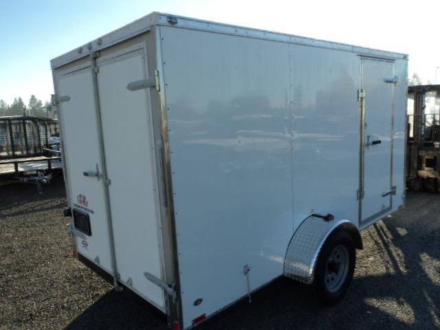 2021 Cargo Mate Challenger 6x12 Enclosed Cargo Trailer