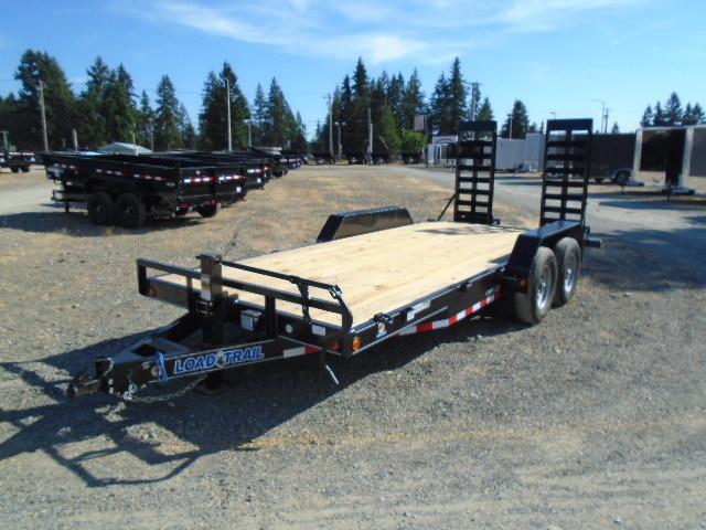 2021 Load Trail 7x18 14K Carhauler