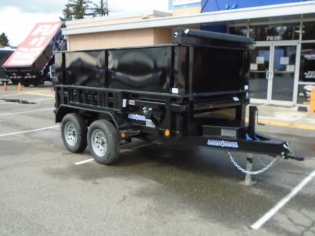 "2021 Load Trail 5X10 7K w/24"" Side Kit/Tarp Kit/Ramps"