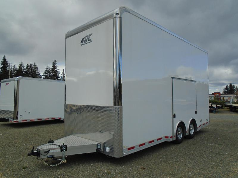 2019 Aluminum Trailer Company QSTAB8522+0-2T7.0K Enclosed Cargo Trailer
