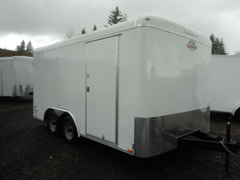 2021 Cargo Mate Blazer 8.5x16 7K w/Cargo Doors