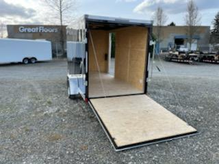 """2022 Pace American Journey SE 6x12 With 6"""" Extra Height / Ramp Door"""
