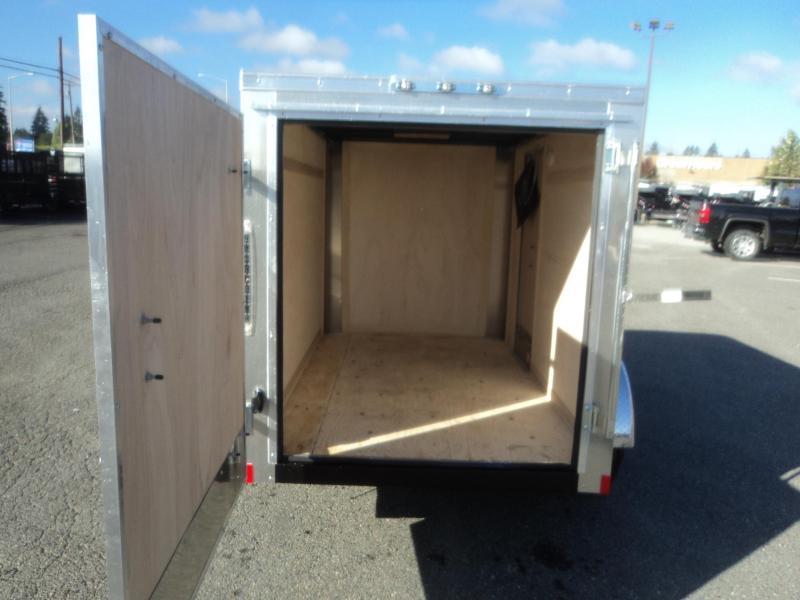 2021 Cargo Mate Challenger 5x8 Enclosed Cargo Trailer