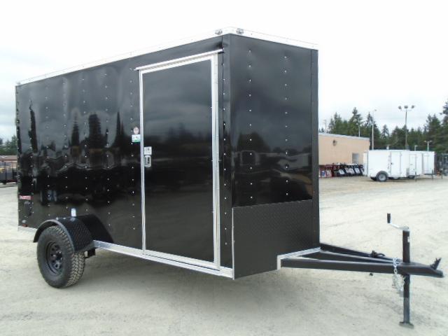 2021 Cargo Mate EH612SA Enclosed Cargo Trailer