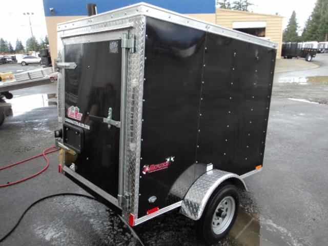 2021 Cargo Mate E-series 4X6 Enclosed Utility Trailer