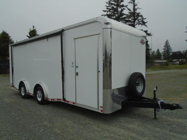 2021 Cargo Mate SILVER CROWN 24FT Enclosed Cargo Trailer