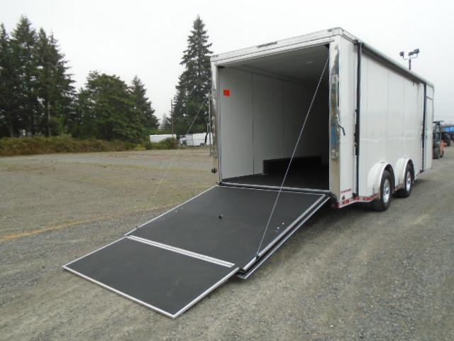 2021 Cargo Mate SILVER CROWN 24FT Enclosed Cargo Trailer