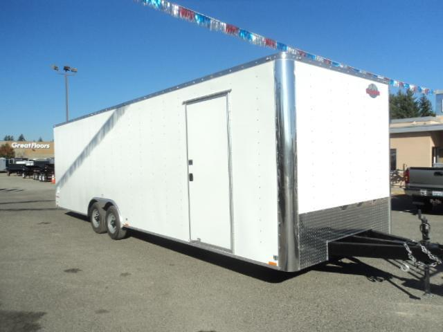 """2021 Cargo Mate E-series 8.5X26 10K With 6"""" Additional Height / Wedge / D-rings / Ramp Door"""