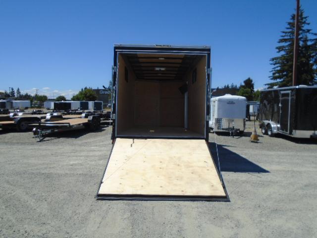 2021 Cargo Mate E-Series 7x16 7K With Wedge / Ramp Door