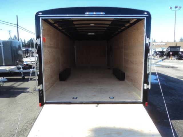 2021 Cargo Mate Blazer 8.5x24 10K D-Rings / Ramp Door