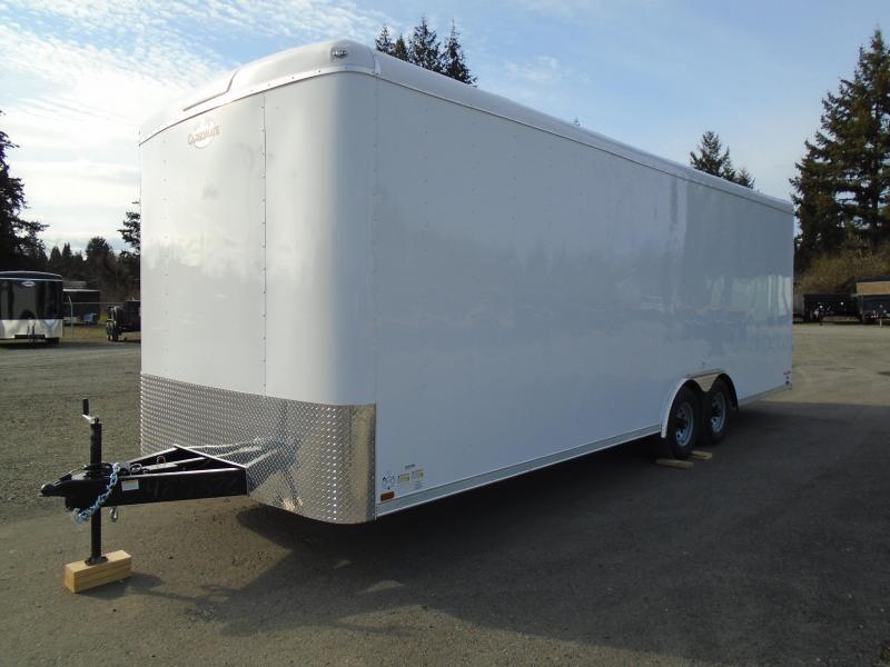 2021 Cargo Mate Blazer 8.5x24 10K w/5K Tie Downs/Ramp Door/Extra Height